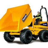 Thwaites 9T Front Tip Dumper for Hire