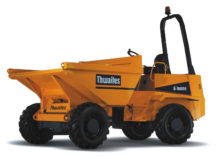 Thwaites 6T Straight Tip Dumper for Hire
