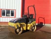 2) Bomag 120 Roller for Hire