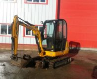 JCB 8020 for Hire