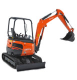 KUBOTA U27-4 For Hire