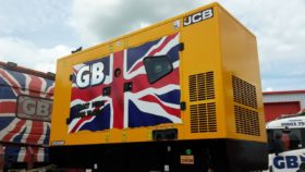 JCB G65QS Generator for Hire