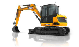JCB 85Z For Hire