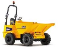 Thwaites 3T Front Tip Dumper for Hire