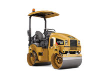 Cat CB24B Roller For Hire