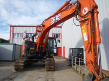 3) Hitachi Zaxis 225US-5B Digger Hire