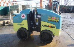 3) Rammex ARR 1575 Roller Hire