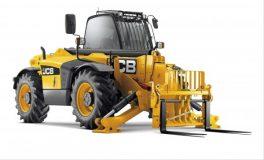 4) JCB 535-125 Telehandler Hire